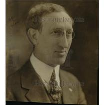1923 Press Photo Doctor Harry Paul an eye specialist  - nee70666