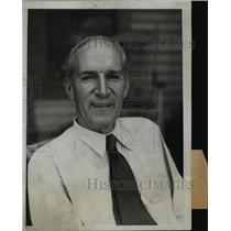 1934 Press Photo Upton Sinclair, Militant International Author and Socialist.