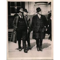 1919 Press Photo Mayor Rollin M Bunch, Muncie Indiana - nee67869