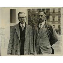 1926 Press Photo George Ross, Wyoming, Rhodes Scholarship Recipient - nee71464