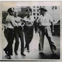 1928 Press Photo Indianapolis Indiana Strike Against Telephone Company.
