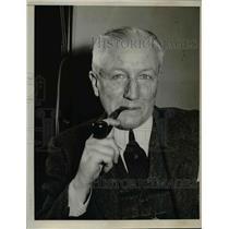 1939 Press Photo Representative Patrick H. Drewry of Virginia - nee61616