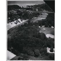 1946 Press Photo The Airview of Metropolitan Golf Course - cva94439