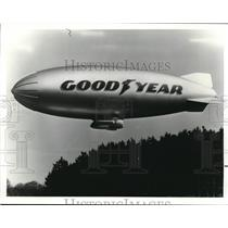1983 Press Photo The Goodyear's new and advanced technology airship - cva78141
