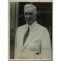 1930 Press Photo Henry Fletcher has been appointed Chairman of the Tariff Board