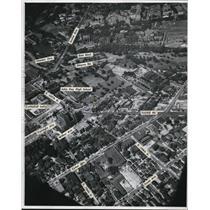1946 Press Photo The Airviews at East Side Street - cva94436