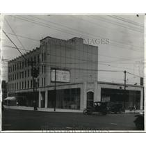 1929 Press Photo The new Austin building at E.105th in Carnegie Avenue