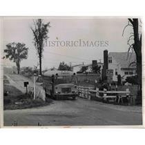 1963 Press Photo Berea Bus Line Co. - cvb03360