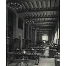 1925 Press Photo The Cleveland Library - cva78949