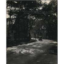1927 Press Photo The Lake Shore Boulevard - cva87215