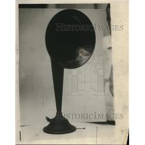1925 Press Photo The musette loud speakers - cva74422