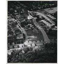 1946 Press Photo The Airview of Superior Hill - cva94437