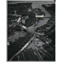 1946 Press Photo The Airview of Metropolitan Park District - cva94442