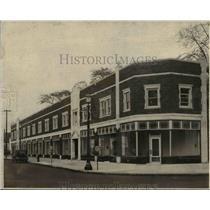 1927 Press Photo New Price building in Southeast Corner Carnegie and E. 100th St