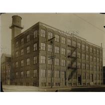1913 Press Photo W.M.Pattison Supply Company building at Lakeside - cva96841