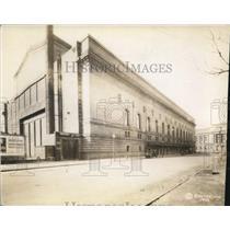 1923 Press Photo The exterior of the Public Hall - cva86353