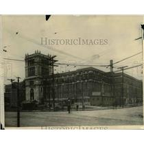 1926 Press Photo The New Collinwood School the largest in the City - cva97057