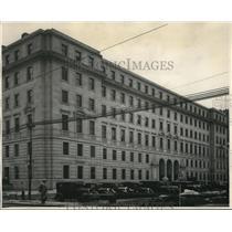 1931 Press Photo The Mall side of the new headquarter - cva82480