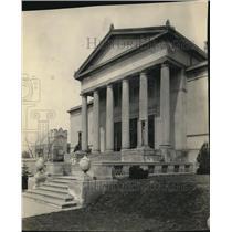1924 Press Photo The Christian Science Church in Lakewood - cva87101