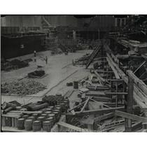 1929 Press Photo Construction of the Ontario Subway - cva97397