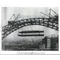 1915 Press Photo The Center of Detroit Superior Bridge - cva82411