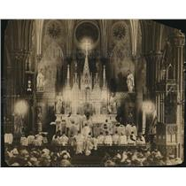 1910 Press Photo The St. John's Cathedral - cva86441
