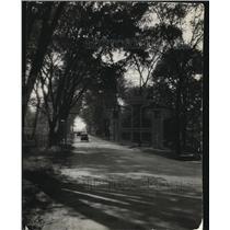 1927 Press Photo The Lake Shore Boulevard - cva87213