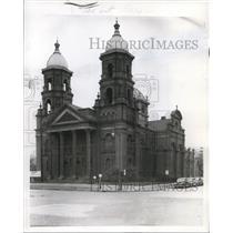 1923 Press Photo St. Columbus Church - cva87161