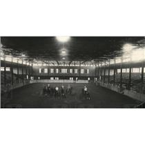 1929 Press Photo The Equestrian, the new exposition building - cva83321