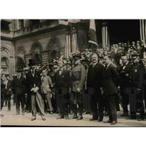 1919 Press Photo New York welcomes General John Pershing - cva97479