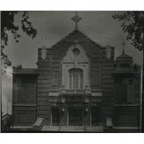1917 Press Photo The Saint Catherine Church - cva85270