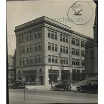 1923 Press Photo The Euclid Avenue building - cva86164