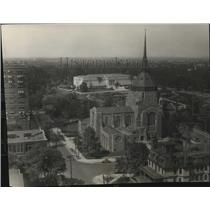 1924 Press Photo Epworth Euclid Methodist Church - cva86242