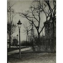 1875 Press Photo The St. Paul's Church at E. 4th Street - cva90817