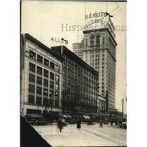 1924 Press Photo The Cleveland Theaters - cva86239