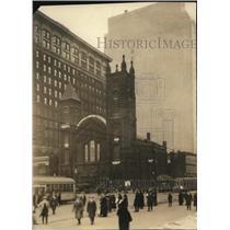 1924 Press Photo Old Stone Presbyterian Church - cva87082