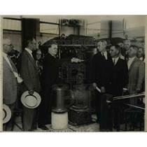 1927 Press Photo Kirtland Pumping Station - cva97568