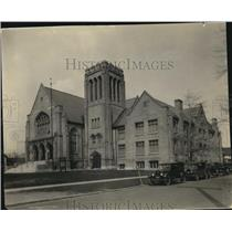 1924 Press Photo Lakewood Methodist Church - cva86429