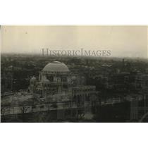 1924 Press Photo Tifereth Israel Temple, Ansel Rd NE at E105th St - cva95204