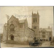 1919 Press Photo The New Broadway M.E. Church - cva86501