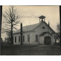 1925 Press Photo The School near County Ohio - cva79161