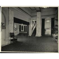 1922 Press Photo Palace Theater - cva99613