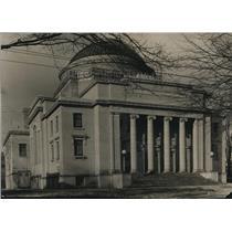 1917 Press Photo The New Methodist Episcopal Church - cva86433