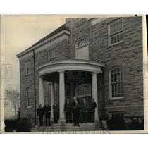 1938 Press Photo City Hall of Euclid, Ohio - cvb01221