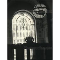 1925 Press Photo Cleveland's new public library - cva78968