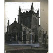 1924 Press Photo First Methodist Church, Euclid & 30th - cva86130
