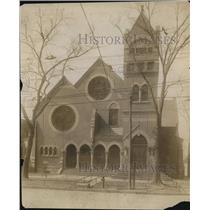 1913 Press Photo Old Eells Memorial Presbyterian Church, 55th St & Lexington Ave