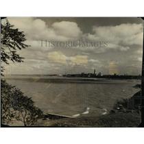 1931 Press Photo Beauty of Cleveland - cvb00114