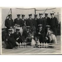 1932 Press Photo 15 Boys of Young America League Sent to Australia on Tour