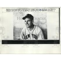 1958 Press Photo Mel Ott manager of NY Giants in a 1946 photo, Died today